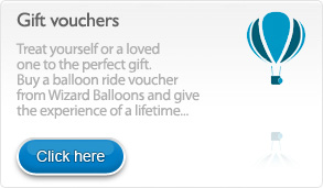 Hot Air Balloon Gift Vouchers