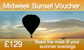 Midweek Sunset Voucher